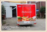 Ys-Fv390h MultifunktionsChurros Nahrungsmittelschlußteil-Lebesmittelanschaffung-Schlussteile für Verkauf