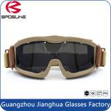 Proteção de olho Dustproof dos óculos de proteção táticos militares Anti-Fog
