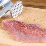 [أ-0376] مبتكر مطبخ زنك سبيكة سائب لحمة مطرقة