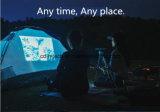 Tv via cavo astuto Android del Blu-Raggio 3D al proiettore
