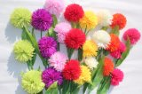 Silk künstliche Blumenhydrangea-Fälschungs-Blumen für Haupthochzeits-Dekor