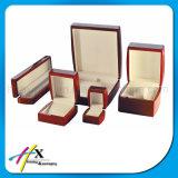 Cadre de empaquetage en bois d'étalage de bijou/montre d'ensemble complet de lustre élevé de piano