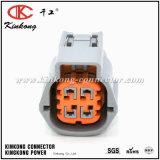 4개의 Pin 회색 여성 PBT 자동 차 연결관