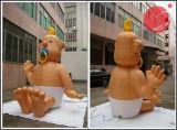 Decorazione gonfiabile C1-202 della mascotte del bambino