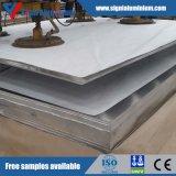 Морские плита алюминиевого сплава алюминиевые/лист (5052 5083 6061 7075 2024)