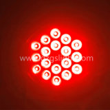 Decoraciones de Wedding&Parties que encienden la luz de la IGUALDAD de RGBW Zoom&Wash LED