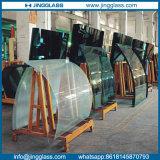 Farbiges Sicherheit gebogenes ausgeglichenes lamelliertes Glas für Fenster und Tür löschen