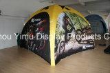 Tente campante de dôme de vente chaude gonflable de tente pour extérieur