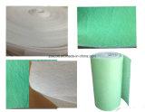 Pano de filtro de carbono ativado por perfuração com agulha
