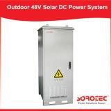 3kw 220VAC 48VDC 잡종 떨어져 격자 태양 DC 전원 공급