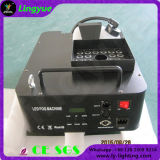 Machine de fumée de Fogger DMX 1500W RVB DEL d'étape