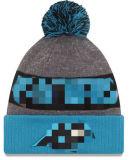 2016 Form-Skifahrenknit-Grünbeanie-Schutzkappe mit schwarzem Firmenzeichen