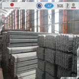 Qualité L cornière en acier de prix usine de profil de forme