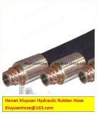 Hydraulisches flexibles Öl-Gummischlauch-Hochdruck-Schlauch