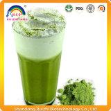 Pó orgânico do chá verde de Matcha