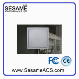 De UHF Interface Geïntegreerdeg Lezer van het Toegangsbeheer RFID TCP/IP met Antenne (SR-1015T)