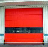 Carwash al aire libre automático enrrollan la puerta, de alta velocidad automática enrollan para arriba la puerta