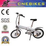 Ebikeか小型折られた電気自転車を折る電気都市バイク/36V 250W