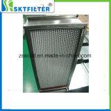Température élevée H13 résistant de filtre du séparateur HEPA