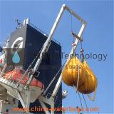 35t de zware Zak van het Gewicht van het Water van de Test van de Kraan van de Lift Zee