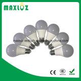 Bulbo 5W de Dimmable LED del precio de fábrica con el programa piloto del IC