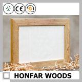 Frame de retrato antigo da madeira contínua do estilo para o estúdio da foto