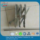 Сползать комплекты вешалки вспомогательного оборудования утюга занавеса прокладки PVC навального штока