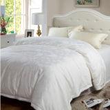 ホームのためのジャカードカバー絹の満ちるキルト
