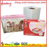 Коробка подарка/коробка прядильного кулича/коробка цветастого печатание Corrugated