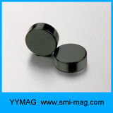 Magnete del cilindro del neodimio della terra rara di rendimento elevato