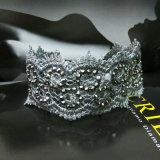 Halsband van de Nauwsluitende halsketting van het Kant van Boho de Witte Zwarte voor Vrouwen