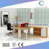 Moderner Büro-Möbel-hölzerner Tisch-Arbeitsplatz