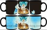2016 taza mágica sensible al calor vendedora caliente, taza cambiante del color