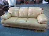 Sofa contemporain de cuir de meubles pour le divan à la maison de meubles