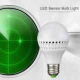 Lumière d'ampoule de son et de capteur de lumière pour le couloir