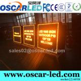 무선 옥외 P10는 색깔 LED 표시, LED 도로 표지 LED Vms 표시 널을 골라낸다
