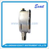 Calibro riempito Misurare-Liquido di pressione di alta qualità - manometro inferiore
