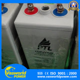 2 der Serien-Gel-Batterie Opzv Volt Batterie-200ah