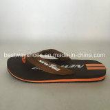 A sandália dos homens da forma do deslizador dos homens Flip-Flops o deslizador dos homens
