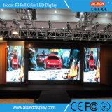 Vaste Binnen LEIDENE van de Kleur HD van de Installatie Volledige P3 TV van de Vertoning