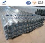 Гальванизированное высокое качество настилающ крышу стальной лист