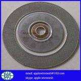 Ячеистая сеть нержавеющей стали в диске
