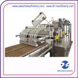 Linha de produção depositada Lollipop do Lollipop que faz o equipamento