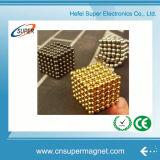 216 шариков самеца оленя 3mm PCS цветастых 5mm нео магнитных