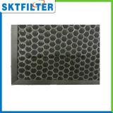 Filtro activado panal del carbón para el filtro de aire