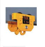 Txk 1 trole liso manual da tonelada Ton-10