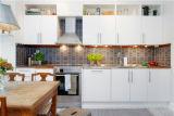 現代Lタイプ食器棚