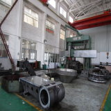 Cnc-maschinell bearbeitendes bearbeitetes Eisen schmiedete Stahl