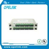 Splitter коробки PLC Lgx оптически для FTTH
