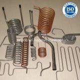 Condensador helicoidal da bobina do aço inoxidável de AISI 304